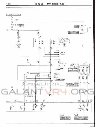 4g63t wiring diagram 4g63t image wiring diagram jdm galant owners cyclone manifolds need specific picture on 4g63t wiring diagram