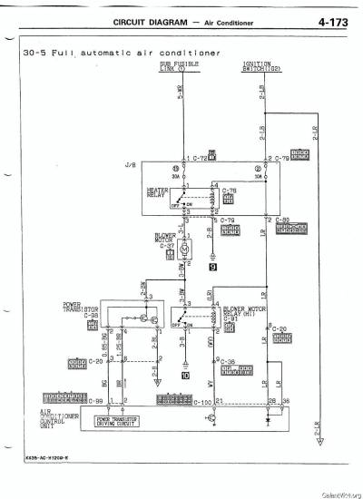 vectra b climate control wiring diagram climate conrol, wiring, scans (big) | galant vr-4 ... #2